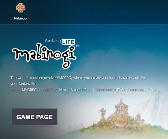 Mabinogi free download game:: biaconwolfri.